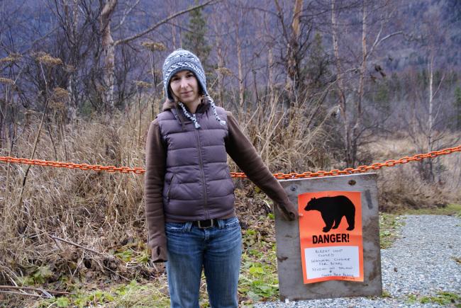 danger bears ak