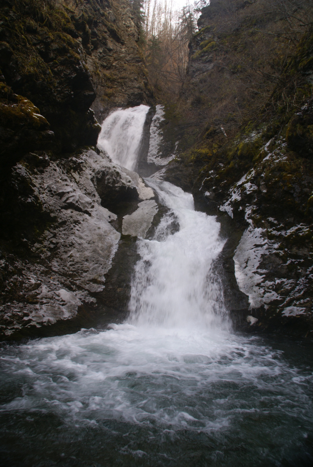 waterfall ak