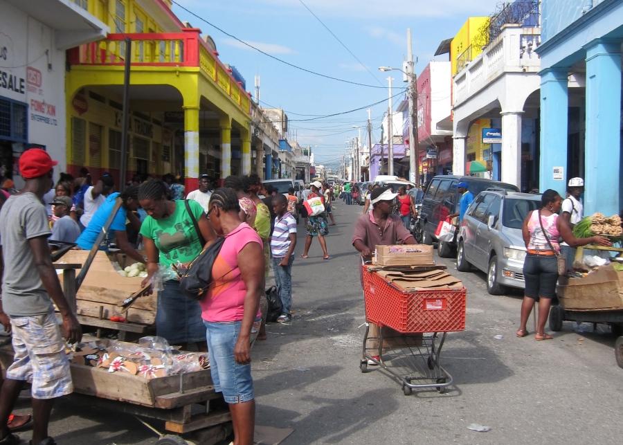 Downtown Kingston