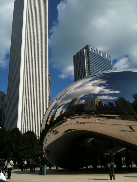 The Bean, Chicago, IL | Intentional Travelers