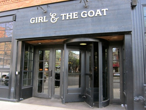 Girl & The Goat,Chicago, IL | Intentional Travelers