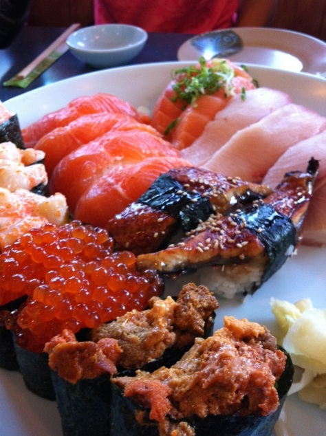Sushi, Portland, OR | Intentional Travelers