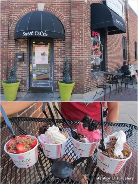 Sweet CeCe's Frozen Yogurt