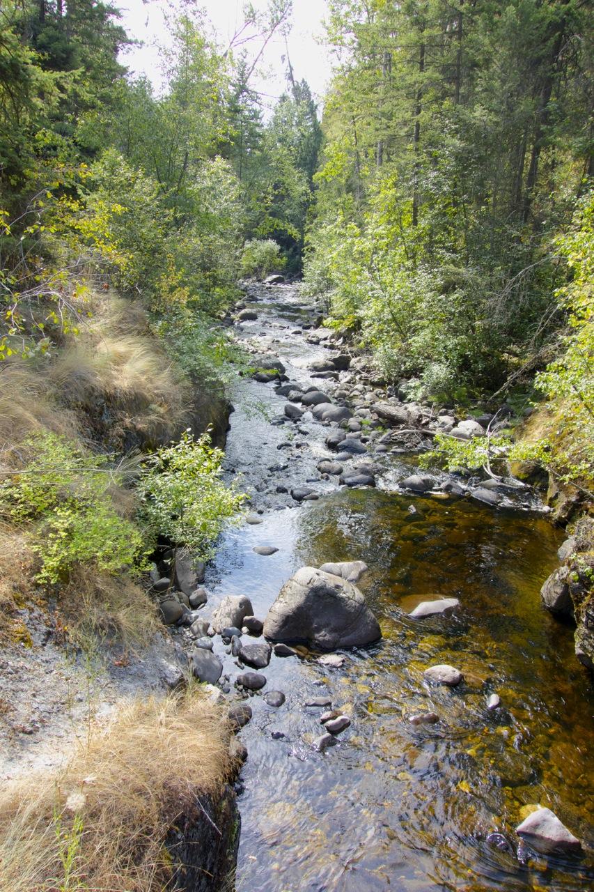 Bear Creek, Kelowna, BC   Intentional Travelers