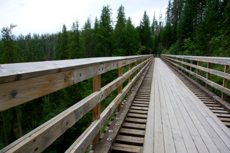 Myra-Bellevue tressles, Kelowna, BC   Intentional Travelers