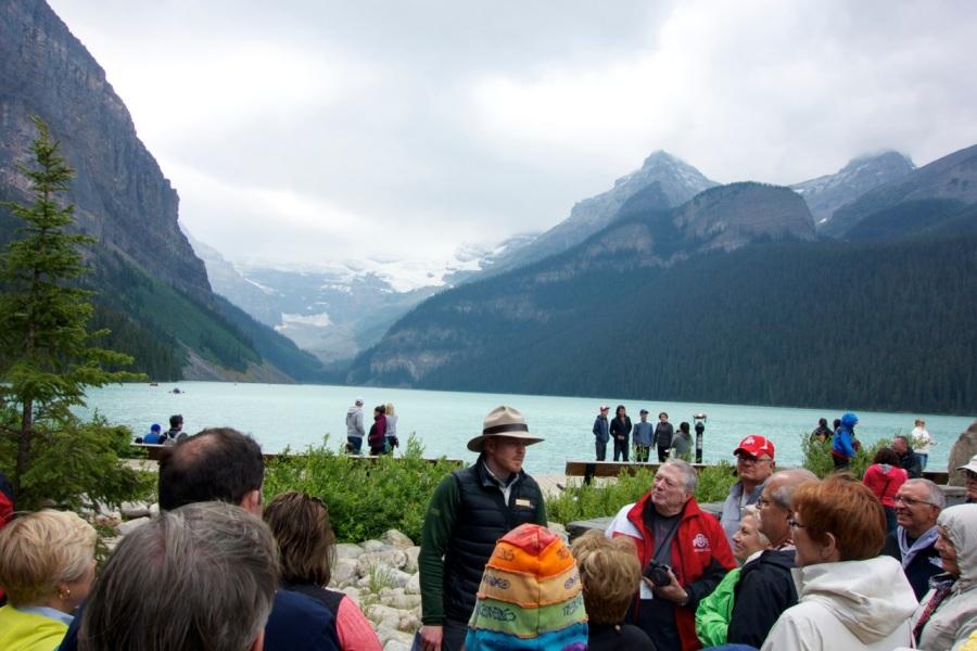 Lake Louise | Intentional Travelers