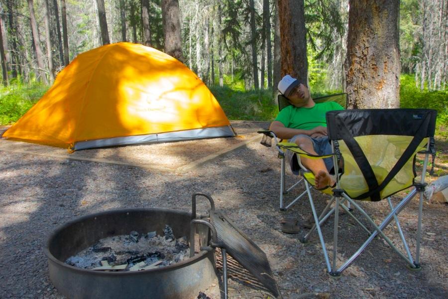 Apgar Campground, Glacier National Park, MT | Intentional Travelers