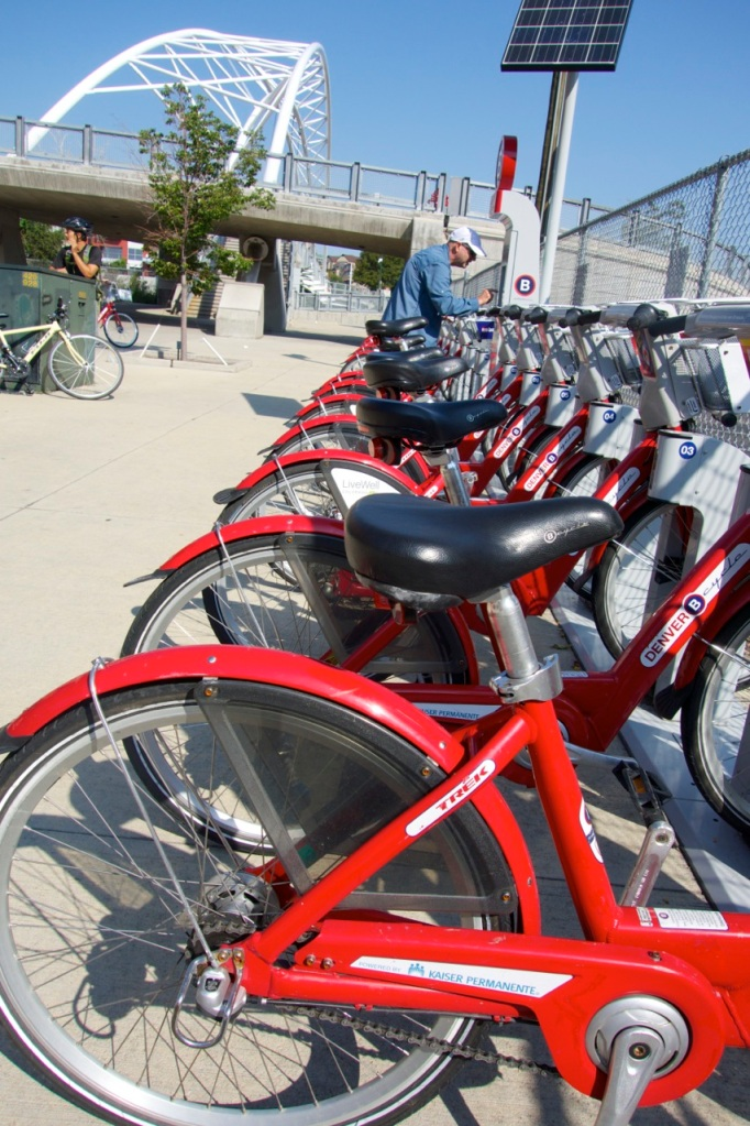 B-Cycle in Denver, Colorado | Intentional Travelers