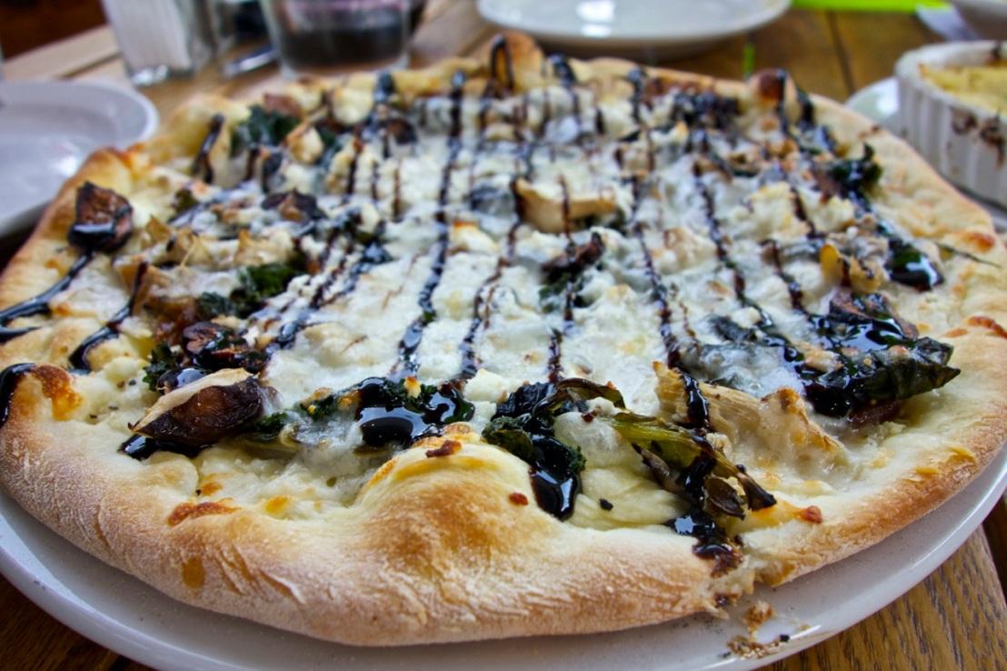 Woodland Pizza