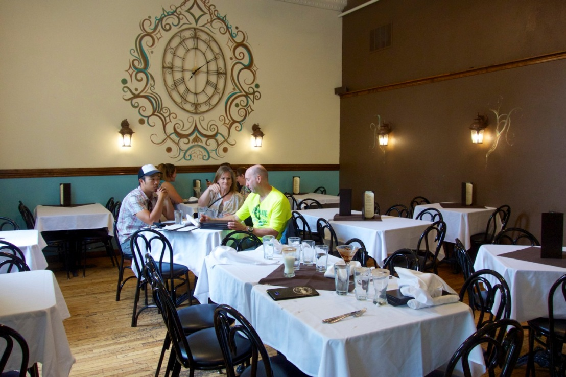Chocolate Cafe, Fort Collins, Colorado | Intentional Travelers