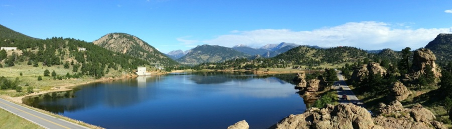 Mary's Lake, Estes Park, Colorado | Intentional Travelers