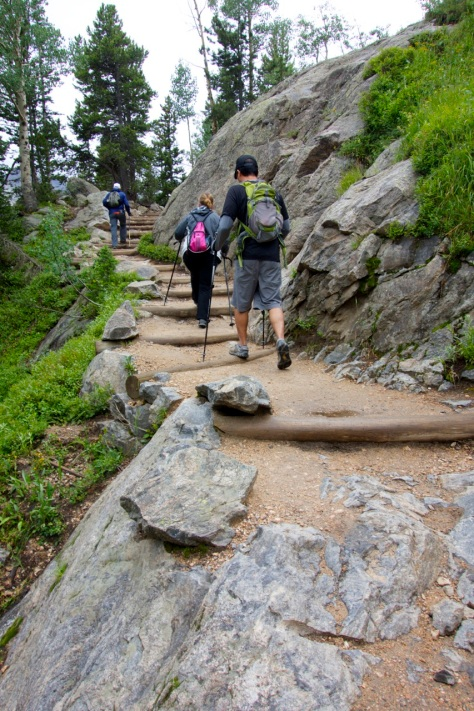 Emerald Lake Trail, Rocky Mountain National Park | Intentional Travelers