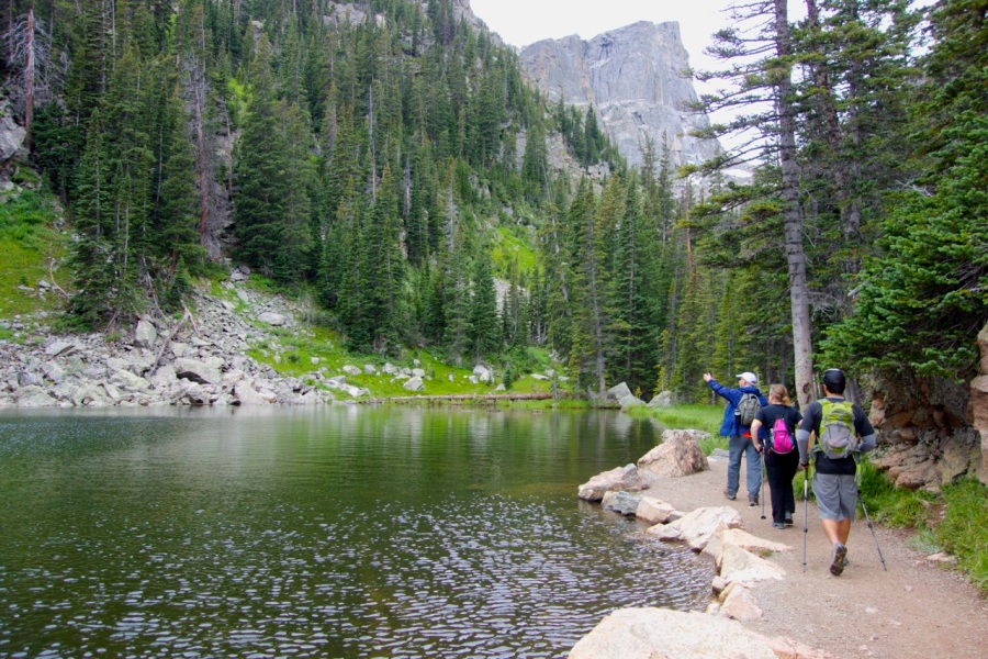 Dream Lake, Rocky Mountain National Park | Intentional Travelers