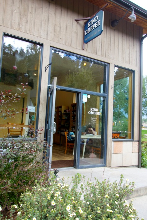 Kind Coffee, Estes Park | Intentional Travelers