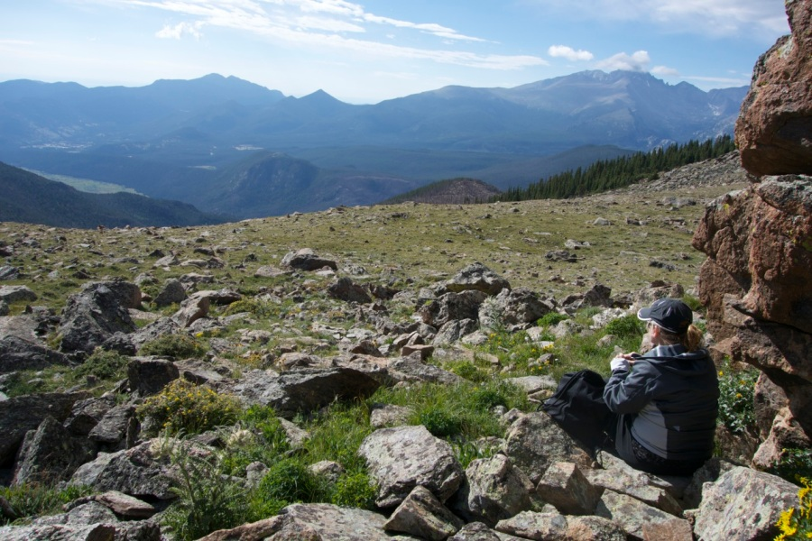 Ute Trail, Rocky Mountain National Park | Intentional Travelers