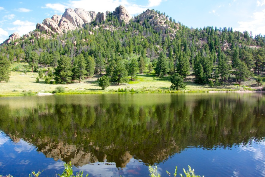 Lily Lake, Rocky Mountain National Park   Intentional Travelers