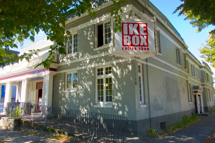 Image result for IKE BOX