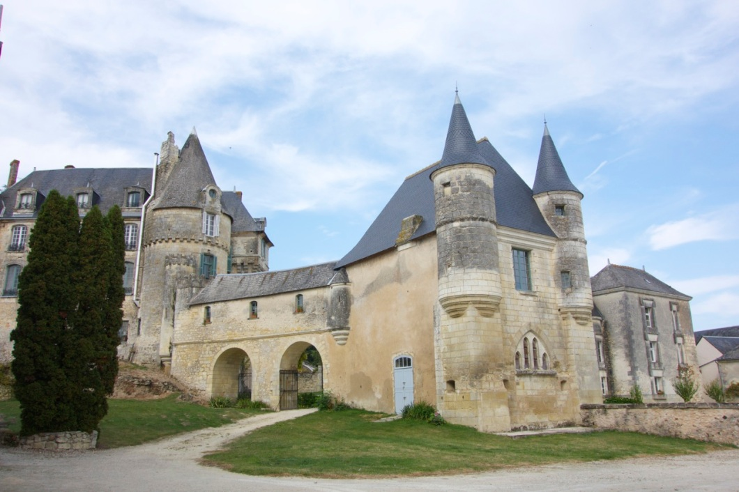 Chateau in Loire Valley France, Help Exchange | Intentional Travelers