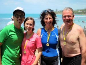 Jake's Triathlon, Jamaica - April 2014