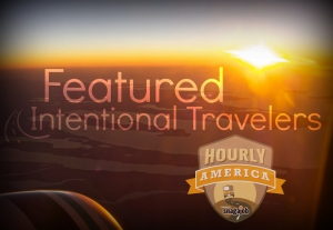 Featured Intentional Travelers | Interview with Heath and Alyssa of Hourly America