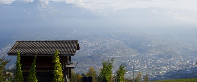 Nendaz, Swiss Alps, Switzerland Panoramas | Intentional Travelers