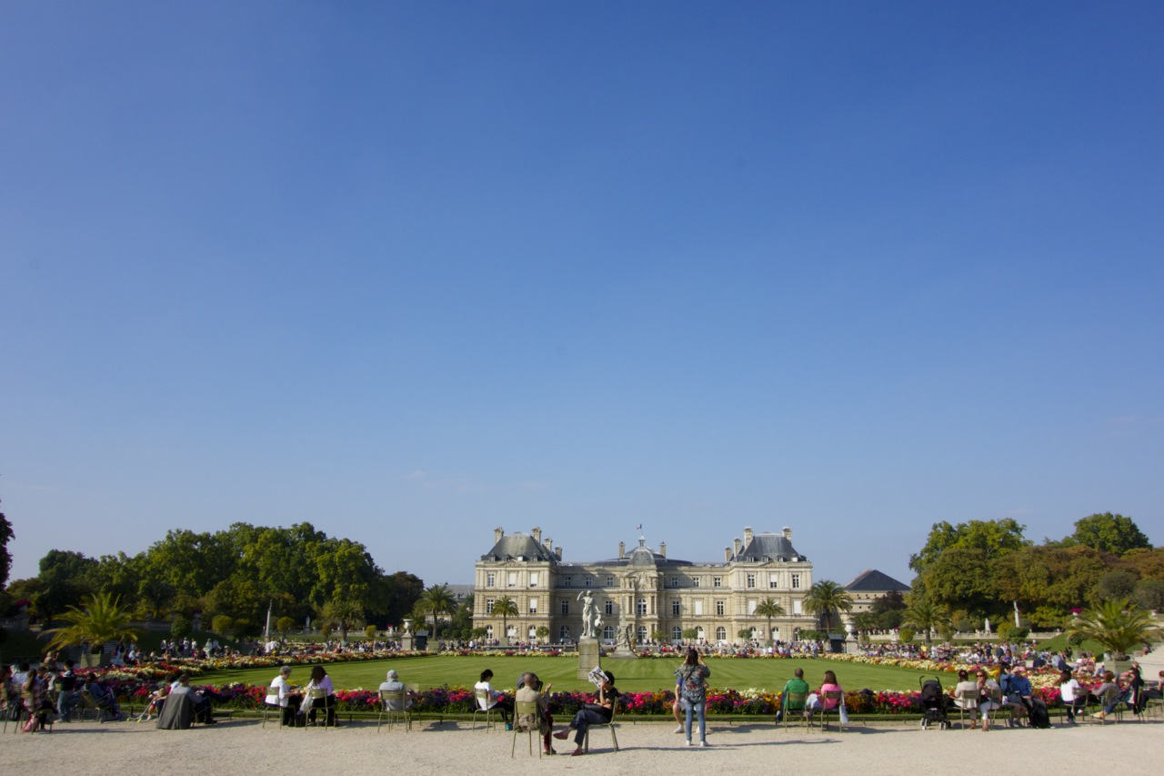 A budget itinerary in paris with photos intentional for Jardin luxembourg
