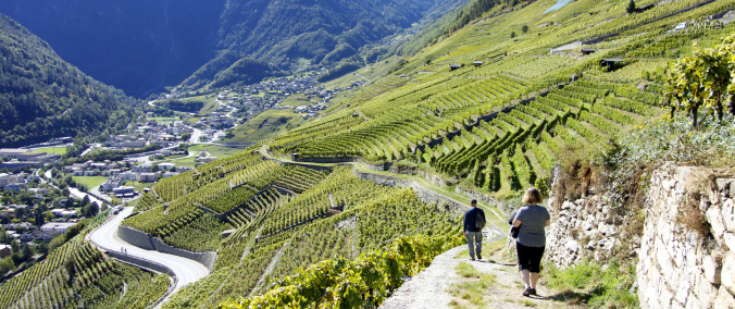 Martigny, Swiss Alps, Switzerland Panoramas | Intentional Travelers