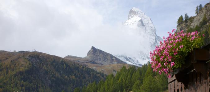 Zermatt, Swiss Alps, Switzerland Panoramas | Intentional Travelers