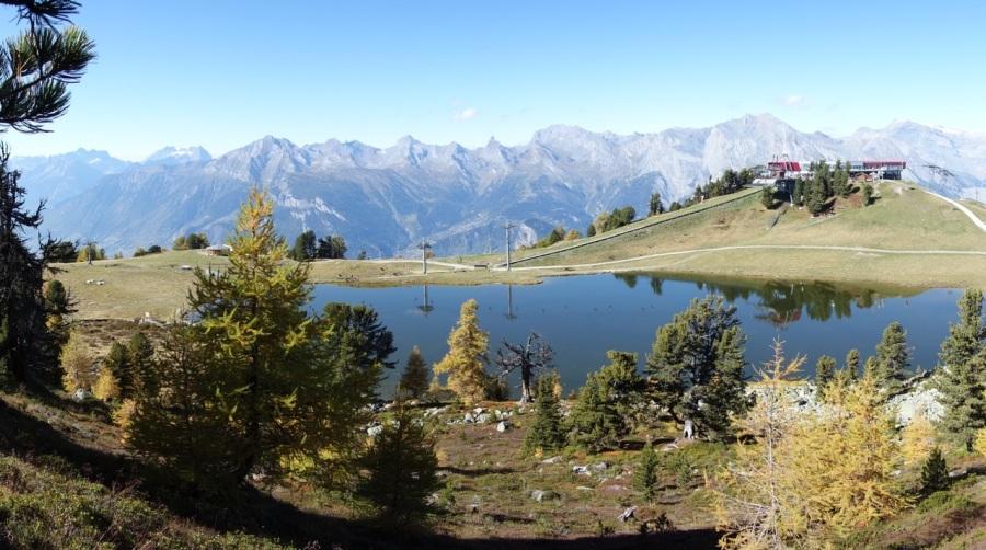 Telecabine Nendaz to Tracouet, Switzerland   Intentional Travelers