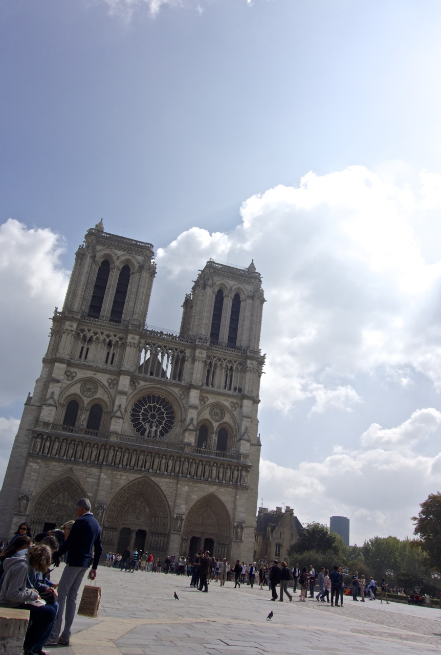 Notre Dame Paris, France | Intentional Travelers