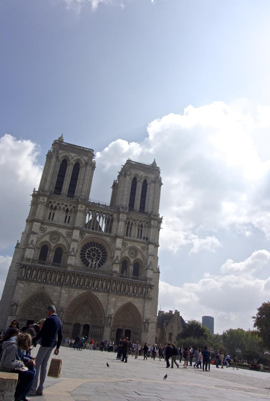 Notre Dame Paris, France | Intentional Travelers