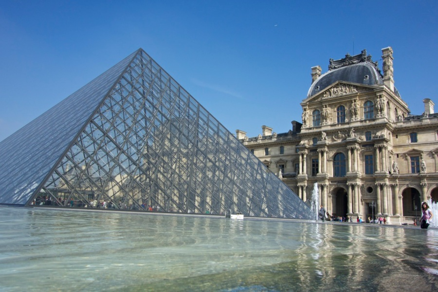 The Louvre | A Budget Itinerary for Paris, France | Intentional Travelers