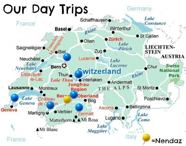 Day Trips from Nendaz, Switzerland | Intentional Travelers